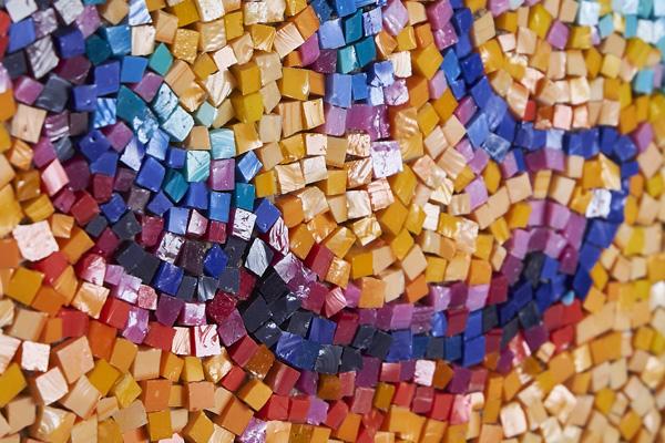 mosaico artistico smalti veneziani
